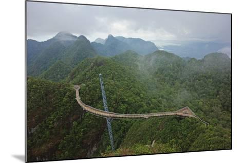 Skywalk, Gunung Machincang, Pulau Langkawi (Langkawi Island), Malaysia, Southeast Asia, Asia-Jochen Schlenker-Mounted Photographic Print