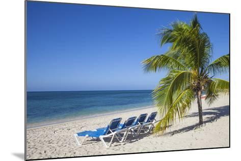 Ancon Beach, Trinidad, Sancti Spiritus Province, Cuba, West Indies, Caribbean, Central America-Jane Sweeney-Mounted Photographic Print