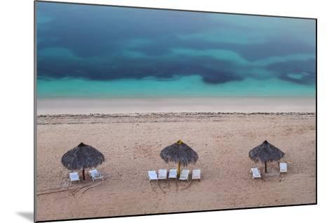 Ancon Beach, Trinidad, Sancti Spiritus Province, Cuba, West Indies, Caribbean, Central America-Jane Sweeney-Mounted Photographic Print