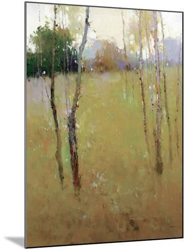 Serene Meadow--Mounted Premium Giclee Print