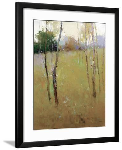 Serene Meadow--Framed Art Print