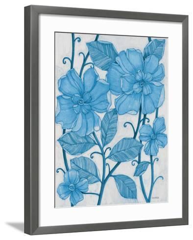 Artist's Posey-Norman Wyatt Jr^-Framed Art Print