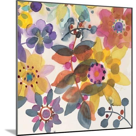 Candy Flowers 2-Karin Johannesson-Mounted Premium Giclee Print