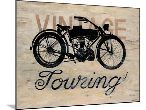 Vintage Touring Bike-Arnie Fisk-Mounted Premium Giclee Print