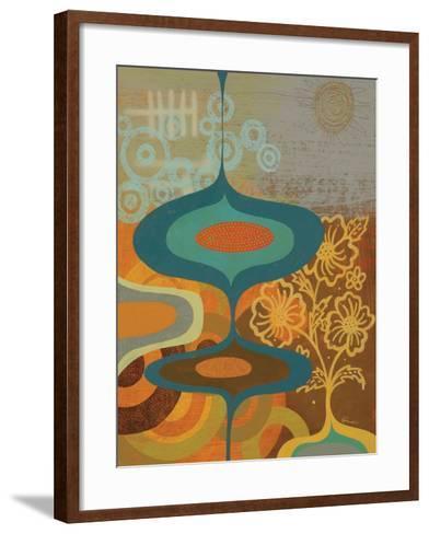 Illusion-Richard Faust-Framed Art Print