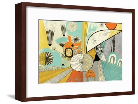 Jazzy Stuff-Richard Faust-Framed Art Print
