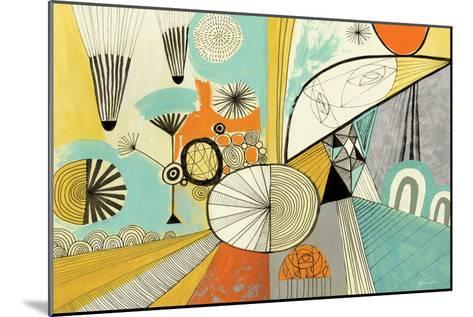 Jazzy Stuff-Richard Faust-Mounted Premium Giclee Print