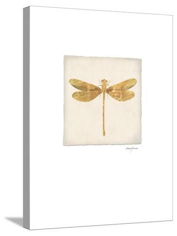 Luxe Dragonfly-Morgan Yamada-Stretched Canvas Print