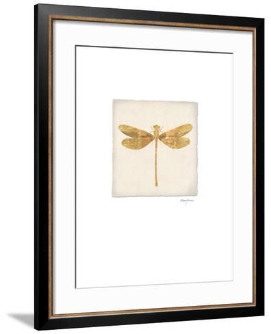 Luxe Dragonfly-Morgan Yamada-Framed Art Print