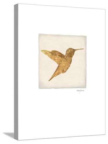 Luxe Hummingbird-Morgan Yamada-Stretched Canvas Print
