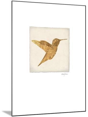 Luxe Hummingbird-Morgan Yamada-Mounted Premium Giclee Print