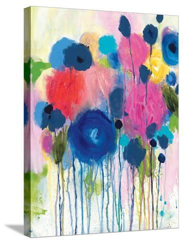 Memory of Flowers-Carrie Schmitt-Stretched Canvas Print