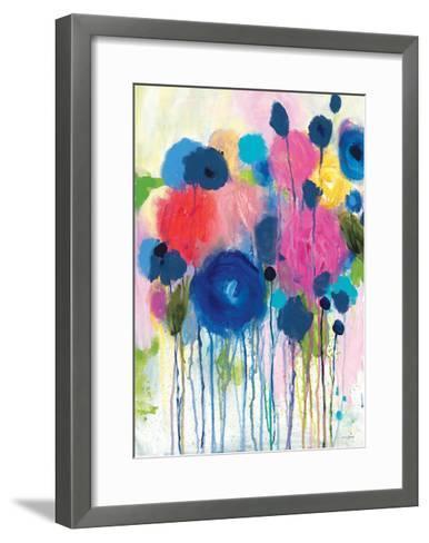 Memory of Flowers-Carrie Schmitt-Framed Art Print