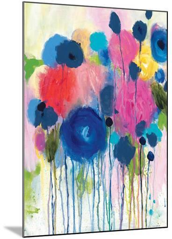 Memory of Flowers-Carrie Schmitt-Mounted Premium Giclee Print