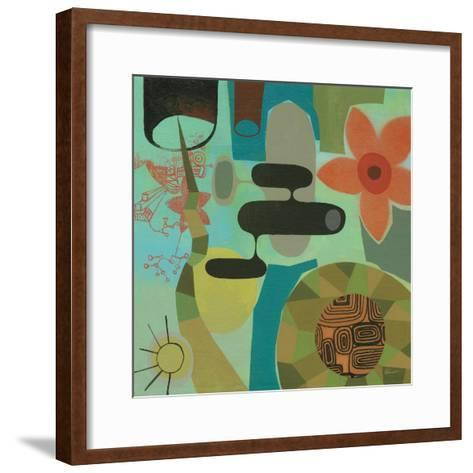 Mid Century Mood 2-Richard Faust-Framed Art Print