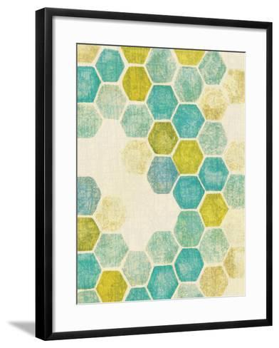 Natural Architecture 1-Edith Lentz-Framed Art Print