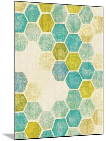 Natural Architecture 1-Edith Lentz-Mounted Premium Giclee Print