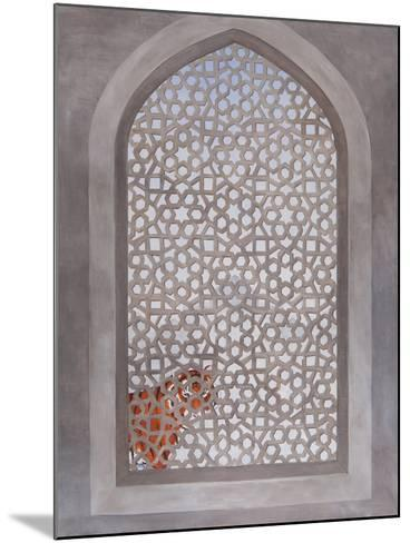 The Visitor, 2013-Rebecca Campbell-Mounted Giclee Print