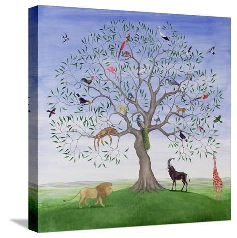 Life-Rebecca Campbell-Stretched Canvas Print
