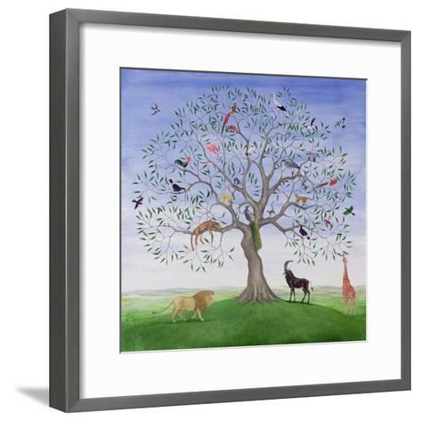Life-Rebecca Campbell-Framed Art Print