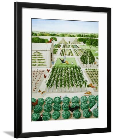 The Good Life, 2012-13-Rebecca Campbell-Framed Art Print