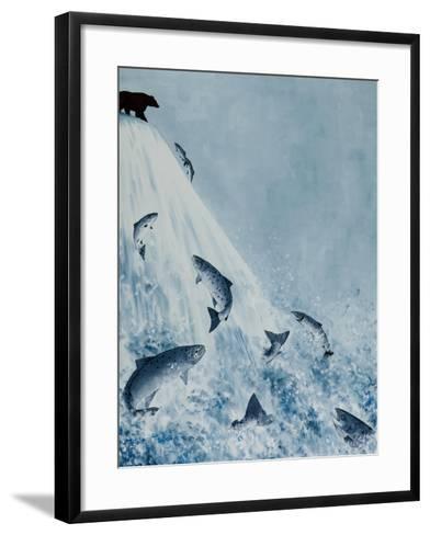 Against All Odds-Rebecca Campbell-Framed Art Print