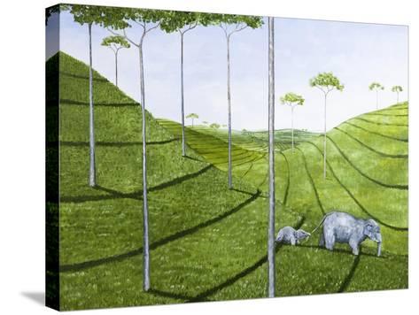 Chai, 2014,-Rebecca Campbell-Stretched Canvas Print