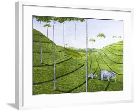 Chai, 2014,-Rebecca Campbell-Framed Art Print