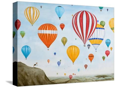 Hot Air Rises, 2012-Rebecca Campbell-Stretched Canvas Print