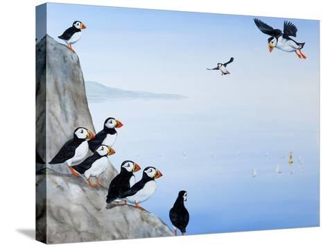 Plain Sailing, 2012-13-Rebecca Campbell-Stretched Canvas Print