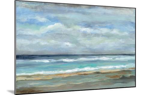Seashore-Silvia Vassileva-Mounted Art Print