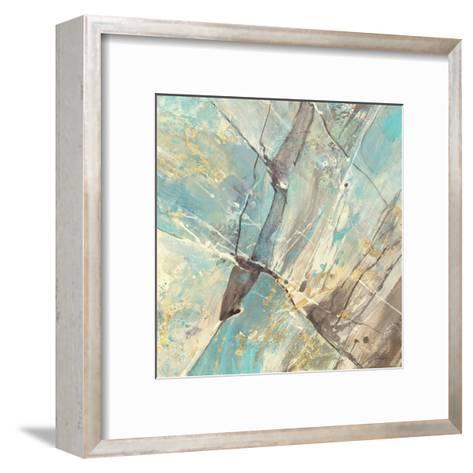 Blue Water II-Albena Hristova-Framed Art Print