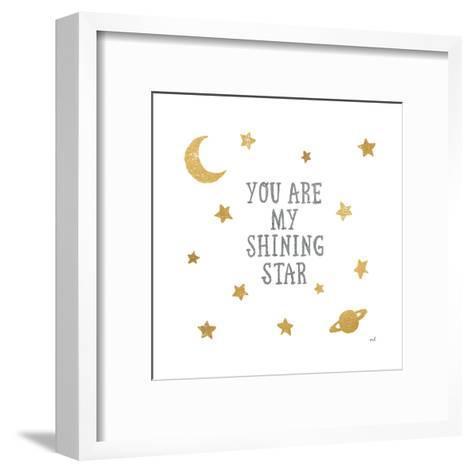Shining Star-Moira Hershey-Framed Art Print