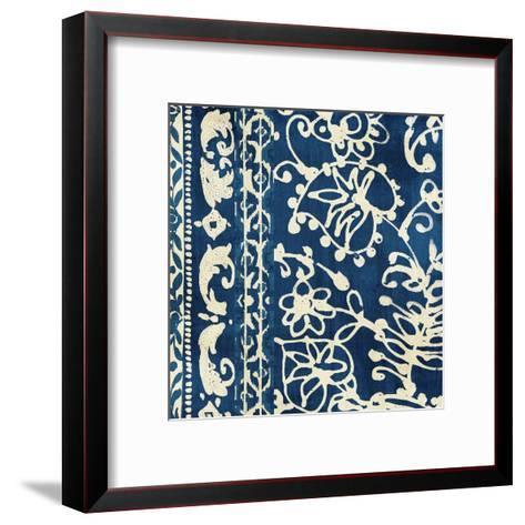 Bali Tapestry I-Hugo Wild-Framed Art Print