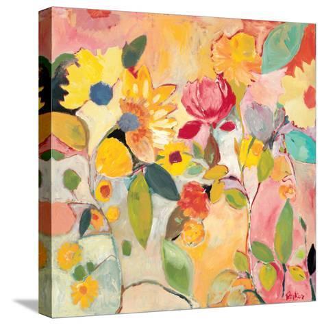 Urban Garden-Kim Parker-Stretched Canvas Print