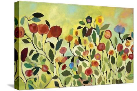 Wild Field-Kim Parker-Stretched Canvas Print
