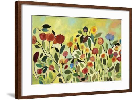 Wild Field-Kim Parker-Framed Art Print