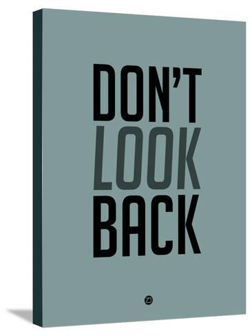 Don't Look Back 1-NaxArt-Stretched Canvas Print