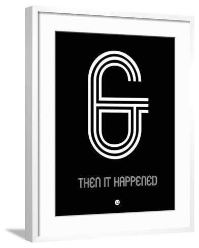 Ampersand 5-NaxArt-Framed Art Print