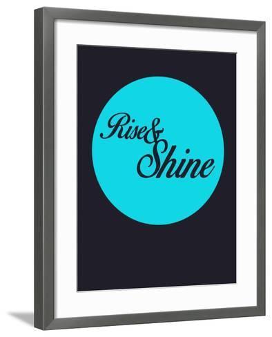 Rise and Shine 2-NaxArt-Framed Art Print