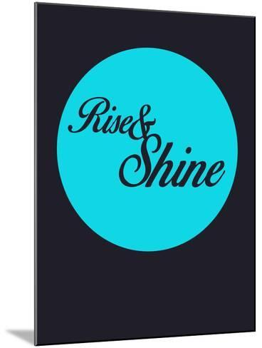 Rise and Shine 2-NaxArt-Mounted Art Print