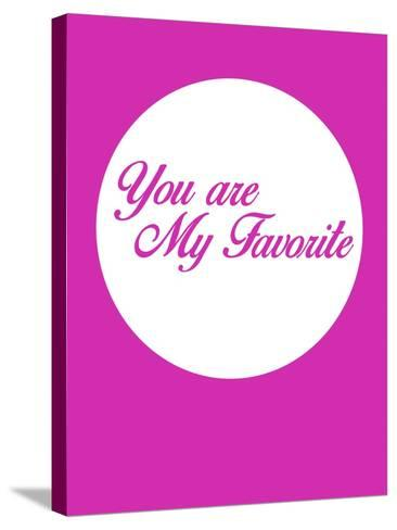 You are My Favorite 3-NaxArt-Stretched Canvas Print