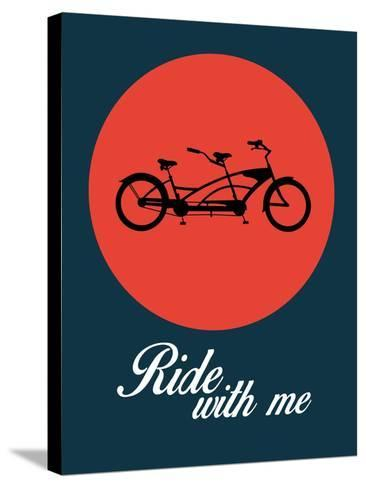 Ride with Me 1-NaxArt-Stretched Canvas Print