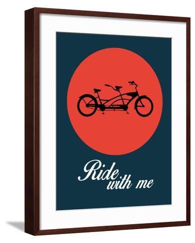 Ride with Me 1-NaxArt-Framed Art Print