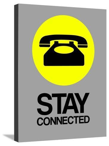 Stay Connected 1-NaxArt-Stretched Canvas Print