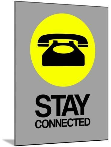 Stay Connected 1-NaxArt-Mounted Art Print
