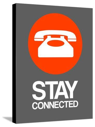 Stay Connected 2-NaxArt-Stretched Canvas Print