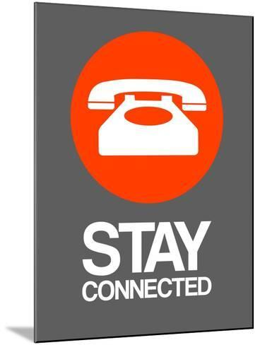 Stay Connected 2-NaxArt-Mounted Art Print