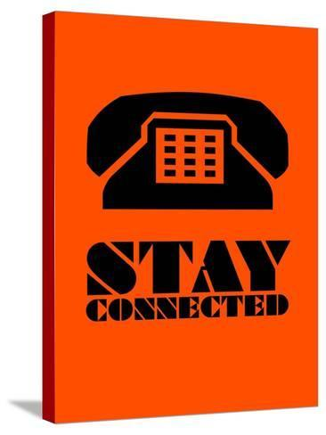 Stay Connected 3-NaxArt-Stretched Canvas Print
