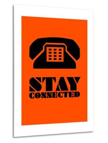 Stay Connected 3-NaxArt-Metal Print
